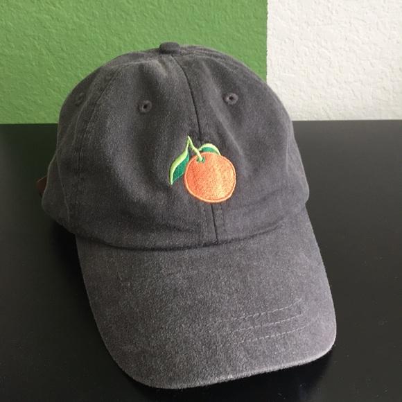 reputable site 8a9c5 326ae Movements  Orange  Dad Hat. M 5cabddb4fe19c7a5becbd605